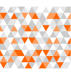 tile triangle pattern vector image vector image