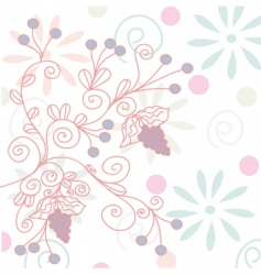 background grape vector image vector image