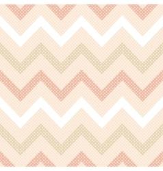 Seamless geometric zig zag stripes vector