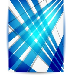 Abstract header blue vector