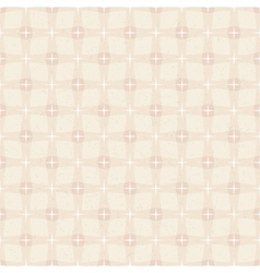 Simple vintage pattern vector