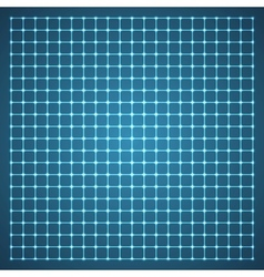 Illuminated grid vector