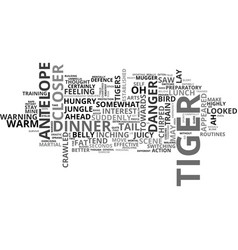 A true tail text word cloud concept vector