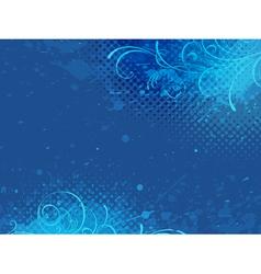 Floral Gruneg Background vector image