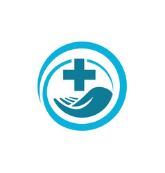 Medical health symbol vector