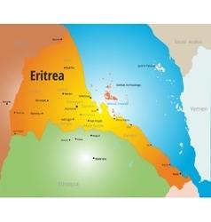Eritrea vector