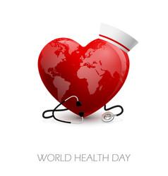 Health day vector