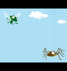 Spider and the fly vector