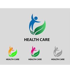 Health care icon vector