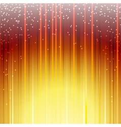 Background golden vector
