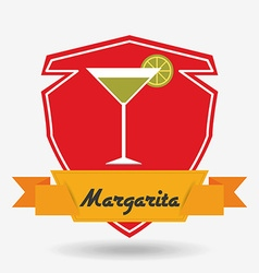 Mexican drinks design vector