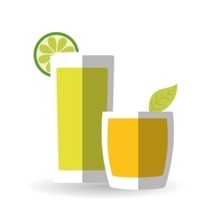 Cocktail icon design vector