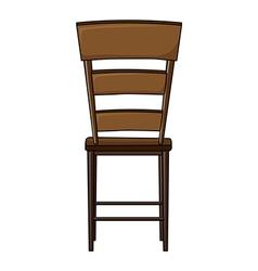 A chair vector