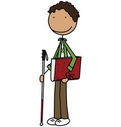 Special kid vector image