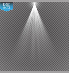 Spotlights scene light effects magic vector