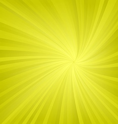 Yellow twirl pattern background vector