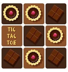 Chocolatetart vector