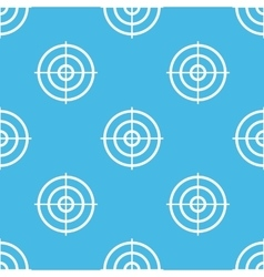 Blue aim pattern vector