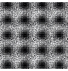 Background with shiny silver sequins vector