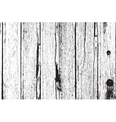 Distressed Wooden Planks vector image vector image