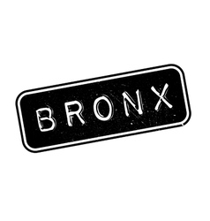 Bronx rubber stamp vector