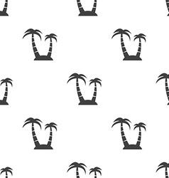 island seamless pattern vector image