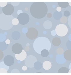 Pastel tones and circles vector image