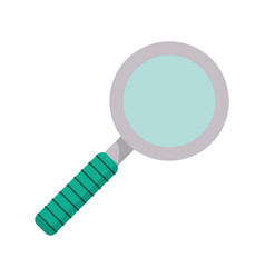 Search mind innovation discovery icon vector