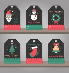 Christmas 08 04 vector image