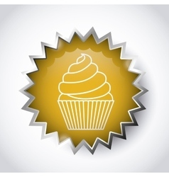 Party birtday icon design vector