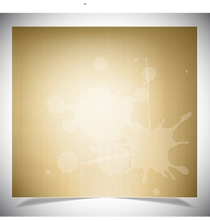 Vintage paper texture for background vector