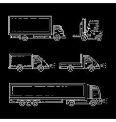 Freight transportation 01 vector