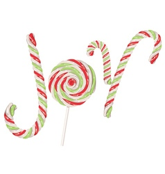 Candy joy word vector