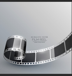 Film strip for camera photography vector