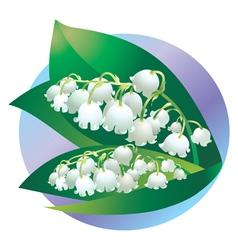 bellflower vector image vector image