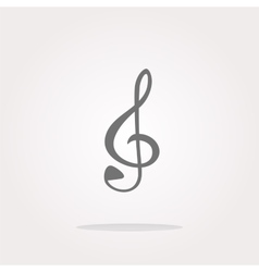 Music note icon  music note icon picture vector