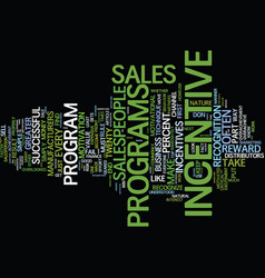The incentive dilemma text background word cloud vector
