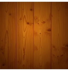 Realistic dark wood texture vector