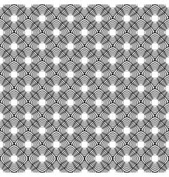 Design seamless uncolored diagonal diamond pattern vector
