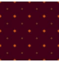 Stars seamless pattern 3706 vector image