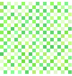 Checkered pattern seamless square checkerboard vector