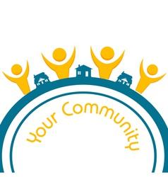 Community vector