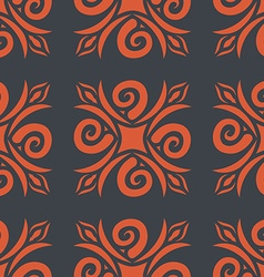 Georgian seamless pattern traditional national vector
