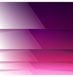 Abstract purple shining rectangle shapes vector