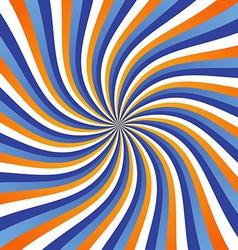 Wavy Background vector image vector image