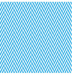 zigzag chevron seamless pattern background vector image