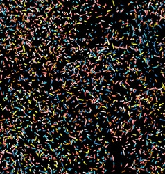 Multi colored noise abstract background small vector