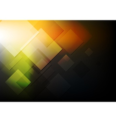Abstract technical design vector image