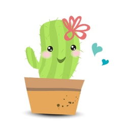 Cactus x vector