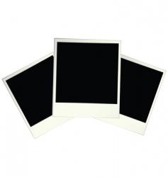 photo frames vector image